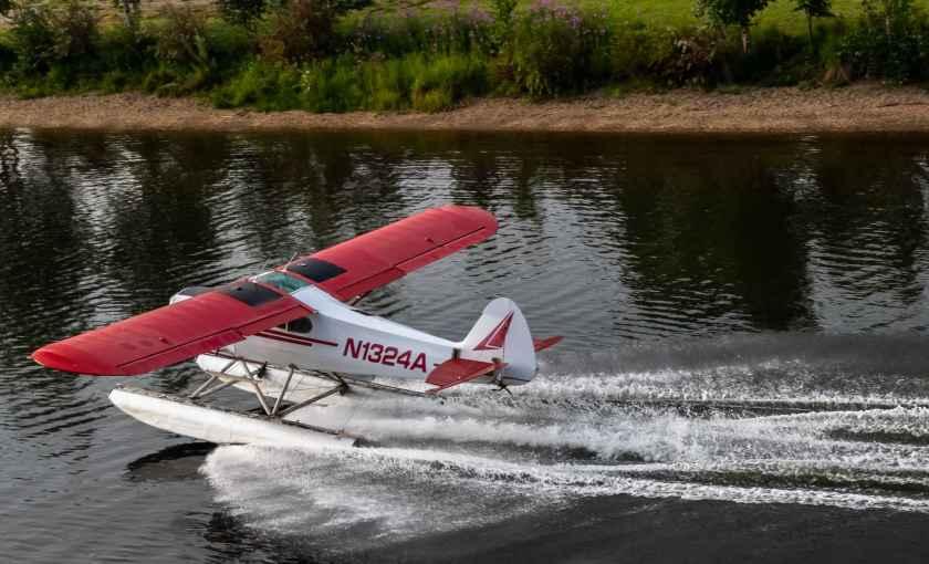 bushplane demonstrations