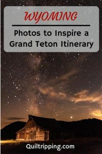 Sharing 25 photos to inspire a Grand Teton national Park itinerary #grandteton #tetons