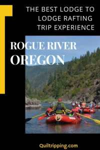 Experience a rafting that the whole family can enjoy on a trip on the Rogue River in Oregon with the comfort of staying in lodges