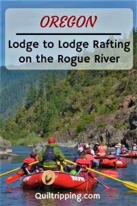 Expereince a rafting trip on the Rogue River in Oregon with the comfort of staying in lodges #oregon ##rogueriver #rafting