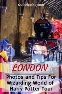 Discover how to visit the izarding World of Harry Potter at the Warner Brothers Studios in London. Photos and Tips.  #london #warnerbrothersstudiolondon #harrypotter