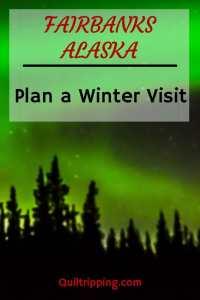 Plan to visit Fairbanks in winter to see the northern lights#fairbanks #alaska #northernlights