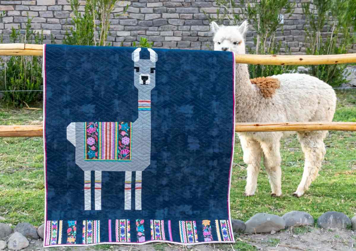 My 25 favorite travel quilts