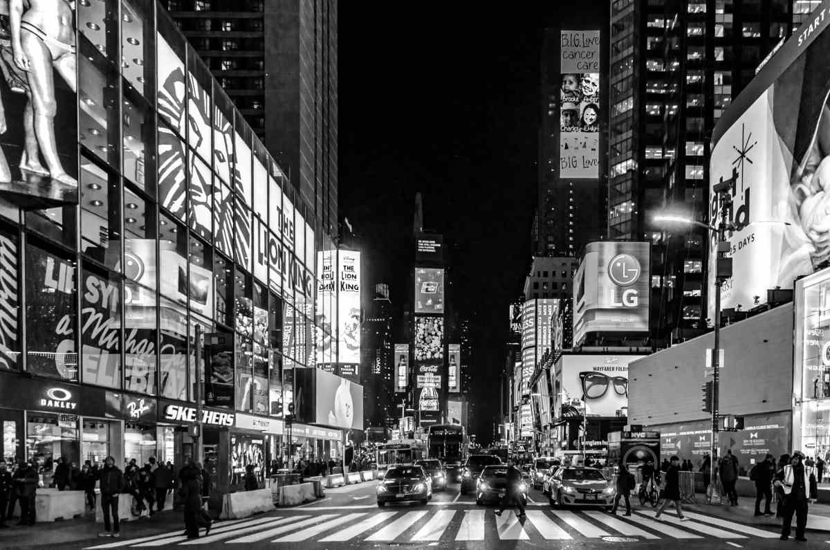 A Walk Down 42nd Street in New York City – Let Me Take You There