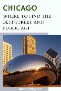 Find the best public art in Chicago