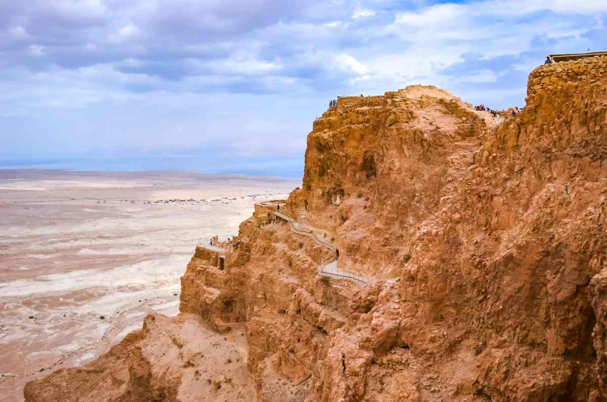 Day trip from Tel Aviv to tour Masada
