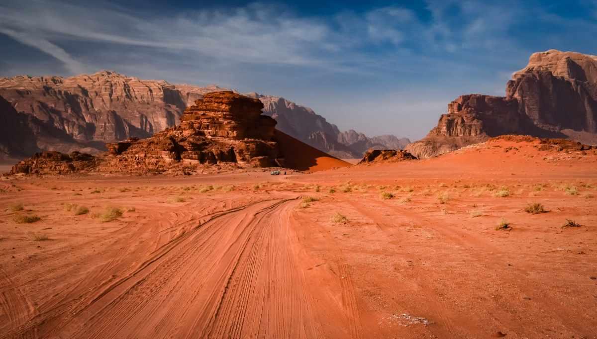 Desert Magic at a Wadi Rum Luxury Camp in Jordan