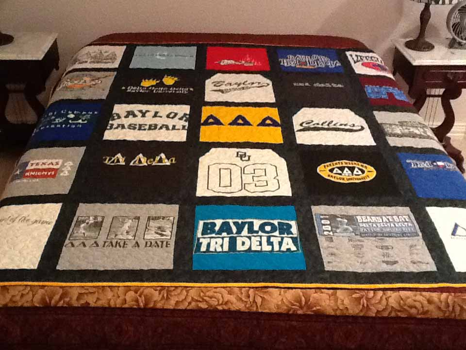 T Shirt Quilt Pricing