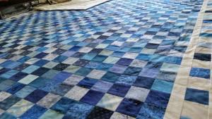 custom made quilt
