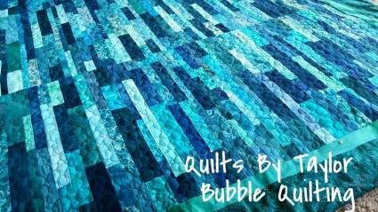 Queen Quilt Finished Quilt