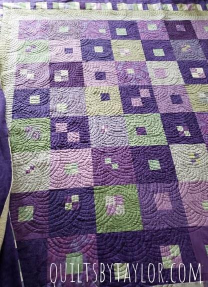 Modern handmade quilts
