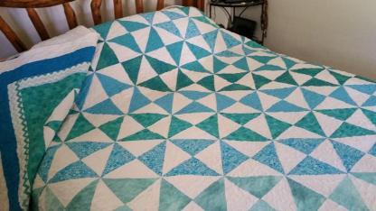 Queen Quilts, Homemade Quilts
