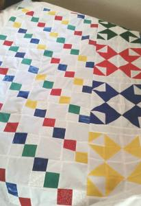 Scrappy Quilts for Sale