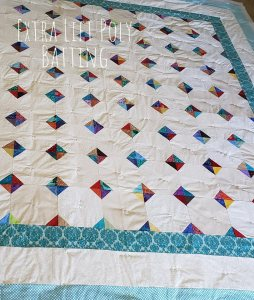 modern Patchwork quilts for sale