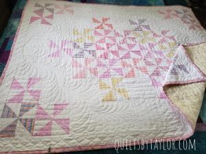 classic patchwork quilt