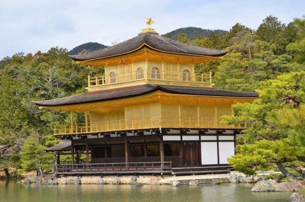 Maizuru Golden Pavilion (2)