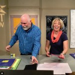 Taping for The Quilt Show!!