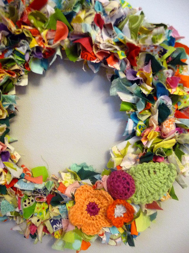 ScrapWreath