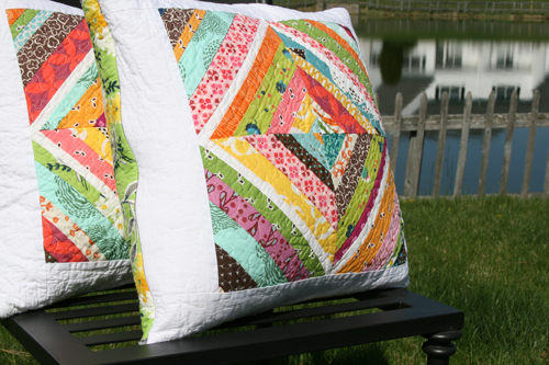 quilted-pillows