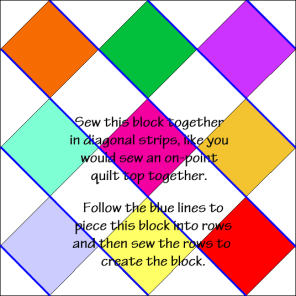 Checkerboard Quilt Block