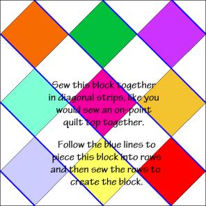 Checkerboard Quilt Block
