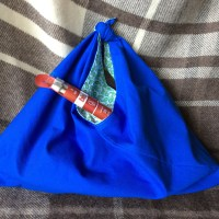 Japanese Triangle Bag - Sankaku Bukuro