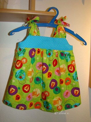 Sommerkleid für Laura