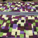 Week of two completed quilts…part 2
