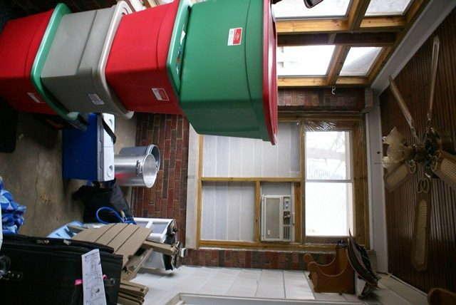 Old Storage Space