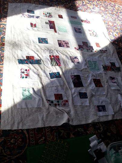 habitat improv quilt