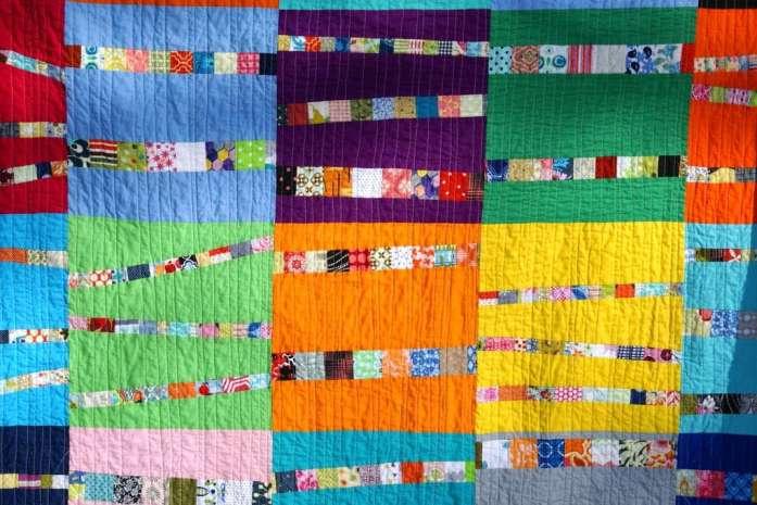 bright birch scrap quilt (4)