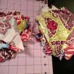 Quarter Square Triangles Quilt Part 1