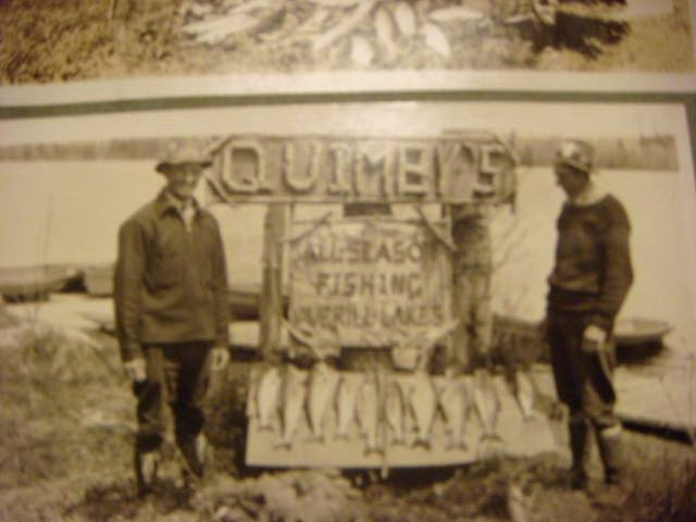 Original Quimby Country patch