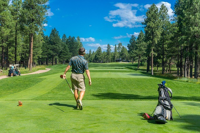 golf courses near Quimby Country