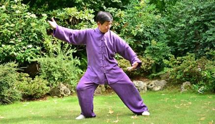 Qi Gong Maître JIAN