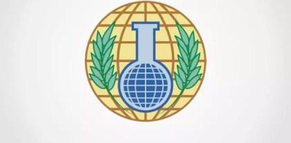 Símbolo de la OPAQ - OPCW