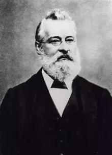 Retrato de John Newlands