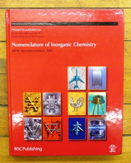 Red book IUPAC
