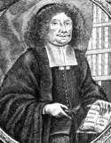 Litografía de Johann Joachim Becher