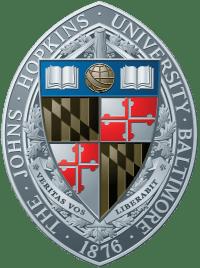 Escudo de la Johns Hopkins University