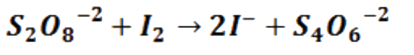 cinética de reacción 1