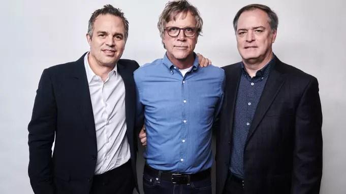 Mark Ruffalo, Todd Haynes y Robert Bilott