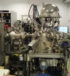 Este espectrómetro de fotoelectrones de rayos X utiliza los principios de la espectroscopia de rayos X para medir la composición elemental de los materiales. (Imagen: © Shutterstock)