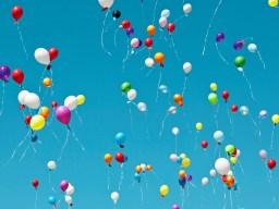 Parte del helio disponible se pierde a la atmósfera y al espacio