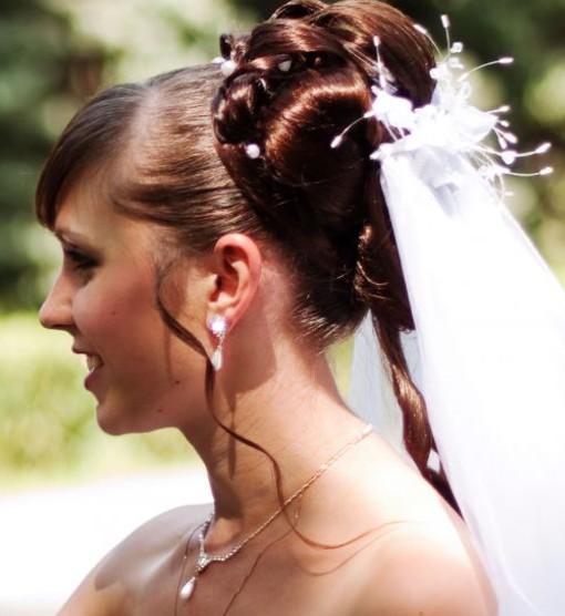 12 Peinados Elegantes Para Lucir En Tu Fiesta De 15 Aos Todo Para La Quinceaera