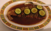spicy tamarind fish