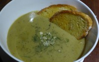 brussels sprouts and potato soup