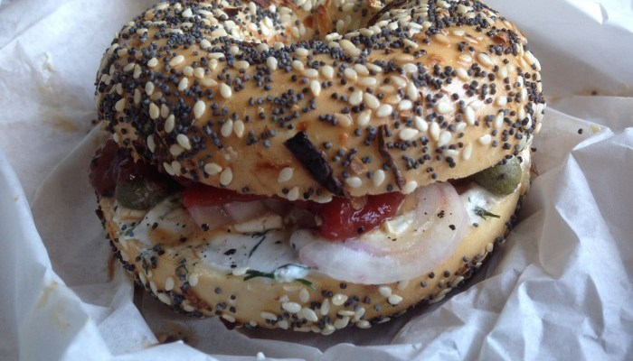 eat all the smith & deli sandwiches – #24, the mensch