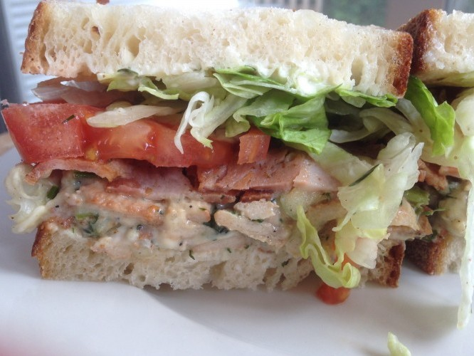 eat all the smith & deli sandwiches – #20, foghorn legless