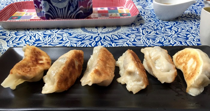 a dumpling workshop